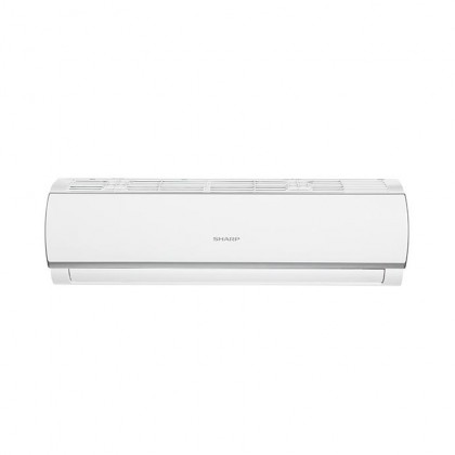 Sharp 2.5HP Aircond Quiet Operation Air Conditioner AHA24WCD